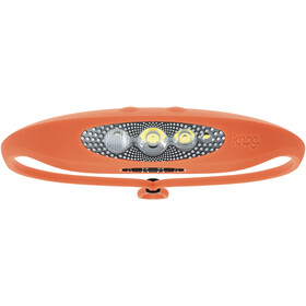 Knog Bilby Faretto Frontale, fluro orange